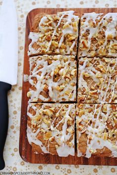 1000+ images about Blondies on Pinterest | White chocolate blondies ...