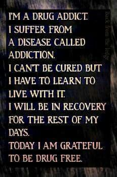 Many people struggling with drug addiction think that recovery is nearly impossible for them. They've heard the horror stories of painful withdrawal symptoms, they can't imagine life without drugs, and they can't fathom actually being able to get. Sobriety Quotes, Abuse Quotes, Sober Quotes, Life Quotes, Drug Quotes, Food Quotes, Friend Quotes, Quotes Quotes, Positive Quotes