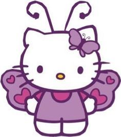hello kitty butterfly wings - Google Search