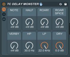 Ableton Macro: FREE Delay Monster!!