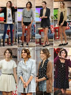 Alexa's outfits on It's On With Alexa Chung | 2009