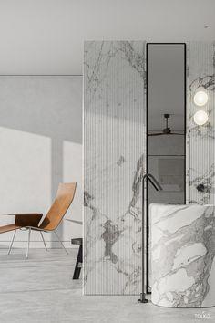 Modern Luxury Bedroom, Bathroom Design Luxury, Luxurious Bedrooms, Modern Interior, Interior Architecture, Showroom Interior Design, Interior Design Living Room, Interior Decorating, Modern Sink