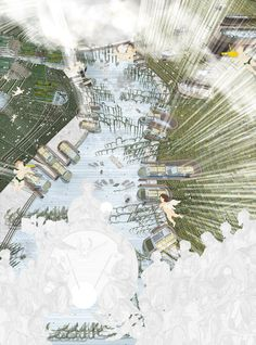 Oasis of Peace is a conceptual Israeli city that promotes peace through water management   dezeen