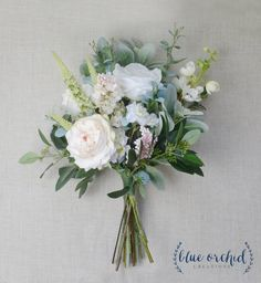 Boho Bouquet Wedding Bouquet Wedding Flowers Bridal