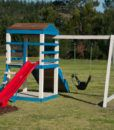 A Do it yourself jungle gym designed for Toddlers by Kidbuddie.