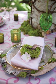 Midsummer Night's Dream Wedding Theme   Midsummer Night's Dream (tablescape idea)   A Vintage Romance