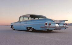 60 Chevy Belair (Bella) - Kindig It Design