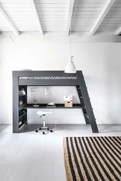 Styling kid bedrooms for one attractive and charming room planning, Check the image info 2823898082 right here. Boys Bedroom Furniture, Kids Bedroom, Cool Loft Beds, Casa Kids, Loft Bed Plans, Cosy Room, Bunk Bed Designs, Small House Plans, New Room