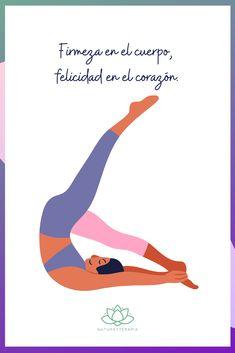 Yoga Mantras, Yoga Quotes, Asana, Frases Yoga, Yoga Routine For Beginners, Yoga Images, Yoga Illustration, Relaxing Yoga, Motivational Phrases