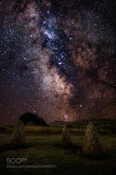 Nuragic MilkyWay by Luka180 #nature #travel #traveling #vacation #visiting #trip #holiday #tourism #tourist #photooftheday #amazing #picoftheday