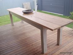This but narrower for outdoor buffet and stool storage underneath.