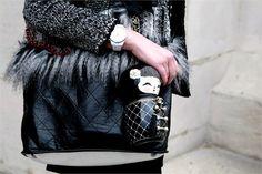 Chanel matrioska bag