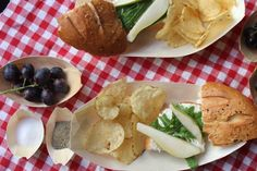 Unusual Sandwich Combinations| Goat Cheese, Pear and Honey