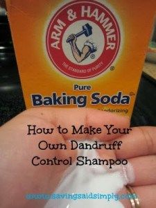 How To Make Dandruff Control Shampoo at Home