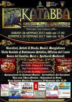 Italia Medievale: La Katabba a Monforte San Giorgio (ME)