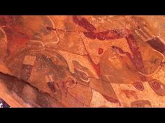Cave Paintings in Somalia - YouTube