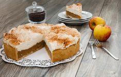 Delicious Recipes, Yummy Food, Pudding, Tiramisu, Creme, Desserts, Ethnic Recipes, Bakken, Apple Juice