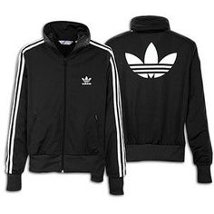 Adidas Women Shoes - adidas Originals Firebird Full-Zip Track Jacket - Womens - We reveal the news in sneakers for spring summer 2017 Adidas Originals, Winter Outfits, Casual Outfits, Summer Outfits, Adidas Shoes Women, Nike Women, Adidas Clothing, Firebird, Adidas Cap