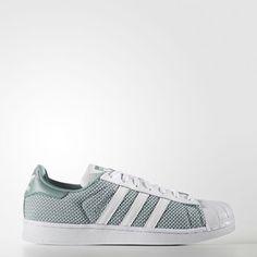 Superstar Schuh - weiß