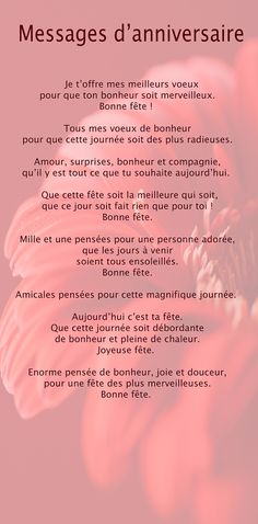 Message Carte D'invitation Anniversaire Inspirational 25 Best Ideas About Happy Birthday Text Message On Happy Birthday Text Message, Birthday Wishes, Birthday Cards, French Greetings, Determination Quotes, French Expressions, Card Sayings, Looking For Love, Feeling Happy