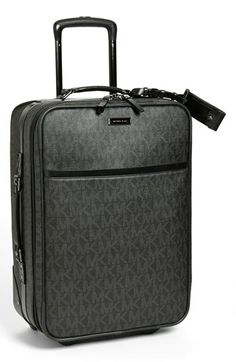 Need a new Carry-On ... Like this one =)  MICHAEL Michael Kors 'Signature' Rolling Carry-On $798.00Item #336198