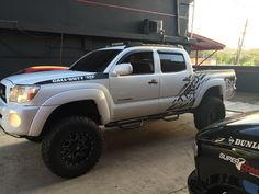 Toyota Tacoma Toyota Tacoma, Toyota Tundra, Tacoma Trd, Toyota Autos, Toyota Trucks, Tacoma Off Road, New Trucks, Cars And Motorcycles, Offroad