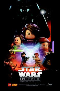 Lego Star Wars Episode III: Revenge of the Sith