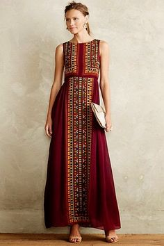 Bezalel and Oholiab: WEEKEND INSPIRATION: Long Dresses