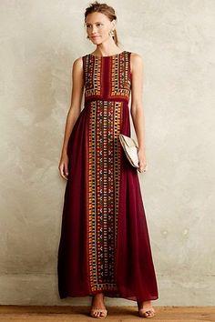 Bezalel and Oholiab: WEEKEND INSPIRATION: Long Dresses