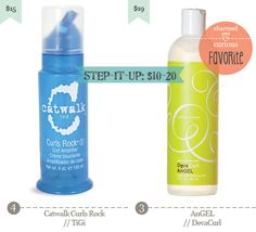 $10-20 - Best Products for Beachy Wavy Hair