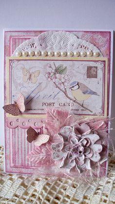 Card: Maja Paper Card