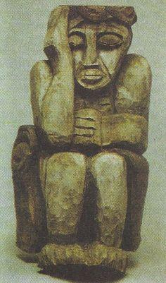 Crystus Frasobliwy (1996 r.)