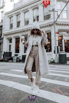 <br> 2020 Fashion Trends, Nyc Fashion, Winter Fashion Outfits, Fashion 2020, Look Fashion, Fall Outfits, Autumn Fashion, Fashion Fashion, Fasion