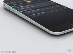 """Now It's the """"iPhone Air"""" ~ Media 