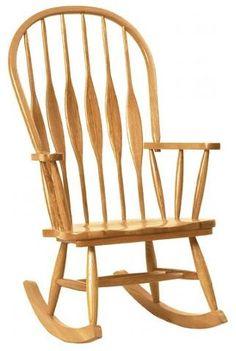 Country Marketplace - Solid Oak Fanback Rocking Chair,(http://www.countrymarketplaces.com/solid-oak-fanback-rocking-chair/)