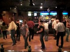 Watermelon Crawl - the good ole days  country line dancing! Fun fact about Abby- I took line dancing lessons and used to line dance to this!