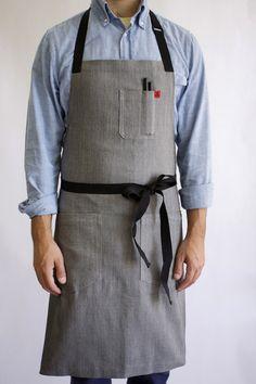 Hedley Bennett apron! Love it