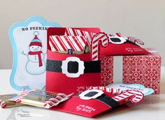 Cute secret Santa gift