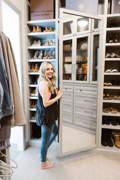 ee0333b0897 15 Best Master closet layout images