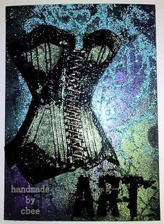 cbee's cards and more: ATC with perfect pearls - Video Atc, My Arts, Darth Vader, Pearls, Projects, Fictional Characters, Image, Log Projects, Blue Prints