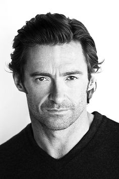 Hugh Jackman This guy has one heck of a voice! Seeing clips of some of his Broadway/theater performances makes me like him SO much more!