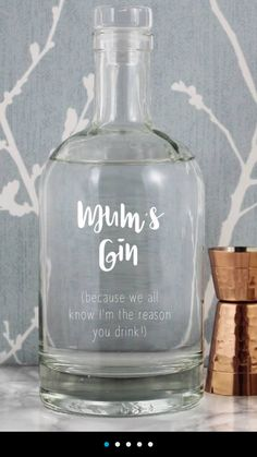 Time to spoil the special lady in your life. Especially if you are the reason they drink. The perfect gift for mums, nans, aunts or sister.