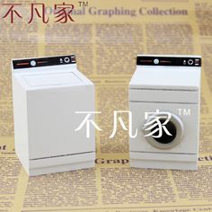 Cheap miniature machine, Buy Quality miniature washing machines directly from China miniature scale Suppliers: scale dollhouse miniature excellent white dryer and washing machine Jewelry Scale, Classic Toys, Dollhouse Miniatures, Stuff To Buy, Dryer, Washing Machines, Buy 1, China, Free Shipping