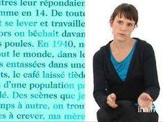 Portraits de femmes artistes : Fanette Mellier - Vidéo Dailymotion