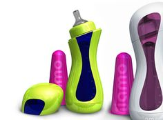 iiamo Go Self-Warming Baby Bottle