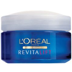 Loreal Revitalift Anti Wrinkle Plus Firming Night Cream have reformulated REVITALIFT Anti-Wrinkle   Firming Night cream to be enriched with Elastin.It reduces the appearance of wrinkles and helps improve the skin's elasticity