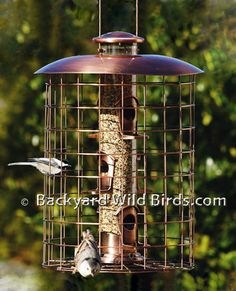 HOW TO BUILD A LARGE BIRD FEEDER WITH ROOF - Google Search