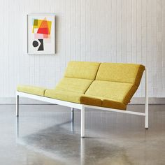fogo sofa by gus modern - available at grounded - Grounded Leather Loveseat, Loveseat Sofa, Sleeper Sofa, City Furniture, Furniture Design, Contemporary Furniture, Contemporary Design, Sofa Colors, Upholstery Foam