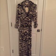 MICHAEL Michael Kors dress Brand new MICHAEL Michael Kors dress! Looks great as a bathing suit cover up! MICHAEL Michael Kors Dresses Maxi