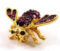Joan Rivers Midnight Garden Bee